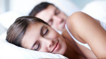 ManandWomanSleeping