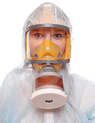 Toxic mask