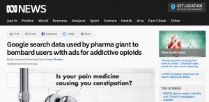 ABC News And Big Pharma
