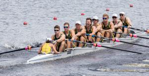 Australian VIII Start