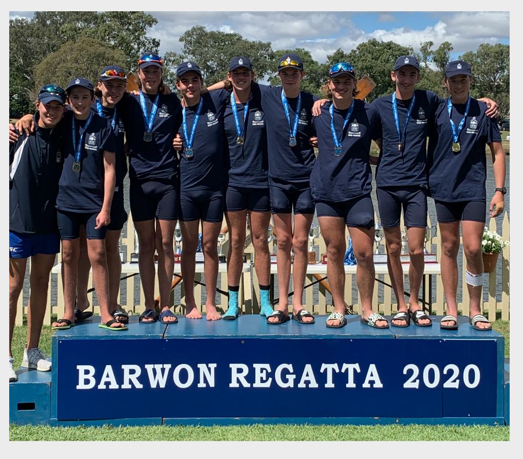 Barwon Regatta 10A's