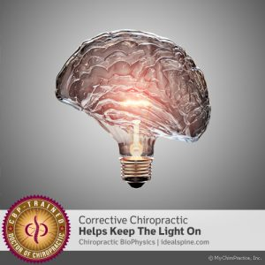 Corrective Chiropractic Helps Keep the Light On