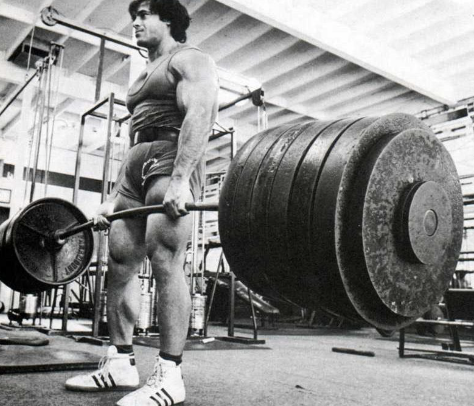 Franco Deadlift