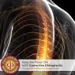 Keep The Power On With Corrective Chiropractic