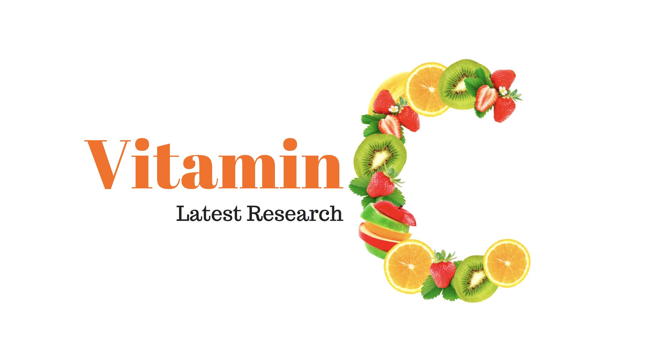vitamin c latest research